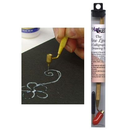 fine-liner calligraphic Pen