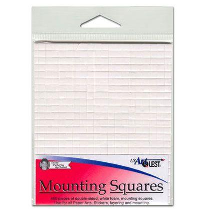 mounting-squares