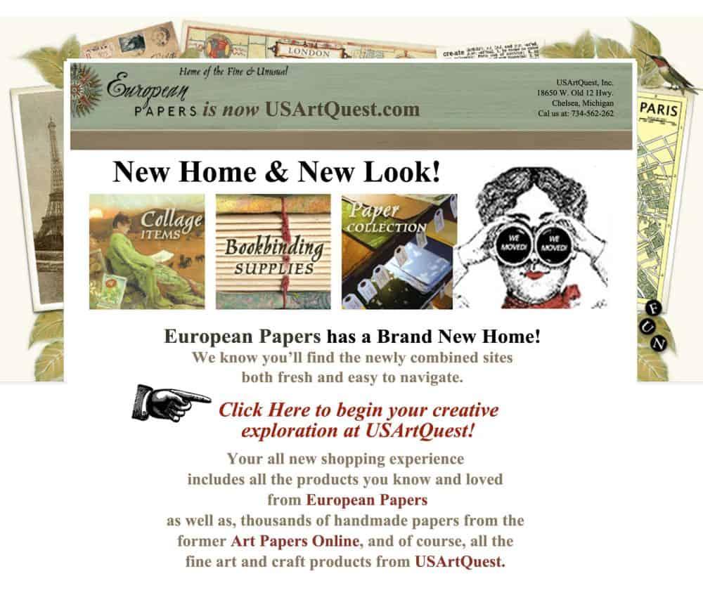 European Papers link